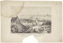 261 De overstroming in de Bommelerwaard : januari 1861