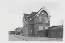 M 12044 School B aan de Binnenweg. Sinds 1950 werd deze school aangeduid als AII. In de hoofdenwoning startte in 1944 ...