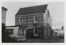 M 12045 School B aan de Binnenweg. Sinds 1950 werd deze school aangeduid als AII. In de hoofdenwoning startte in 1944 ...