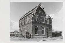 M 12047 School B aan de Binnenweg. Sinds 1950 werd deze school aangeduid als AII. In de hoofdenwoning startte in 1944 ...