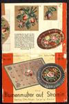 7708 Dit zijn Biedermeier borduurpatronen, ronde ovale en vierkante boektten bloemen, [eind 19e eeuw]