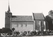 Lie 227 Restauratie van de toren bij de Ned. Hervormde Kerk te Ommeren. De toren is eigendom van de brugerlijke ...