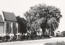 Lie 228 Restauratie van de toren bij de Ned. Hervormde Kerk te Ommeren. De toren is eigendom van de burgerlijke ...