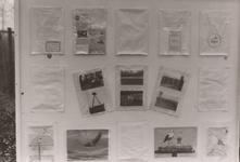 Lie 236 1989. Bij huize Den Eng te Ommeren is een Ooievaarsnest, waarbij een bord staat met de volgende vermeldingen: