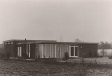 Lie 337 Gebruik voor gemeentegids 1989. Mortuarium voor de gemeente Lienden