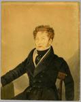 894 Portret van Hendrik Jan van Galen (1773-1850), echtgenoot van Anna Catharina Weijll (1782-1848), ontvanger van 's ...