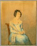 895 Portret van Anna Catharina Weijll (1782-1848), echtgenote van Hendrik Jan van Galen (1773-1850), 1823
