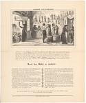 1185 Een prent met een anti-katholiek karakter gemaakt door leden van de Aprilbeweging, het protestante en ...