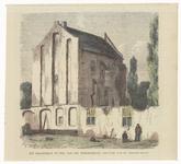 9 Een aanzicht van de Gerfkamer bij de Sint-Maartenskerk in Tiel mogelijk afgebeeld in het werk: De geschiedenis der ...