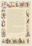 258 Een tekst van Koningin Juliana waarin de jeugd wordt opgeroepen daadwerkelijk aan de opbouw van het land mee te ...