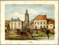 1747-13 Zicht op Peperstraat met toren Sint Lambertuskerk