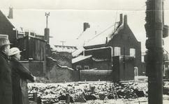 M 1 Het heien van de eerste paal van het cultureel streekcentrum De Agnietenhof door burgemeester mr. dr. A.A.H. Stolk