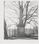 M 10991 Monument watersnood 1861 in Beneden-Leeuwen