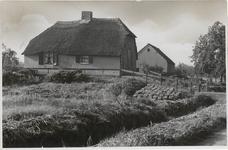 M 11931 Een huis op een vluchtheuvel in het Ommerscheveld