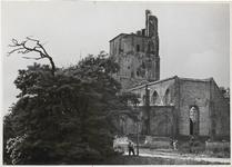 M 11965 De Sint-Maartenstoren na de verwoesting door de Tweede Wereldoorlog