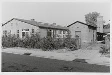 M 12078 Gebouw van de vroegere LTS of Ambachtsschool aan de Prinses Beatrixlaan, hier werd tot de afbraak individueel ...