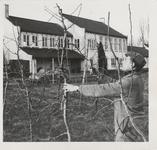 M 12128 Land en tuinbouwschool in Kesteren