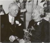M 12146 Zaterdag vierde het echtpaar H.J. ten Berge-Roze haar gouden bruiloft. Jarenlang was de bruidegom lid van de ...
