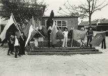 M 532 De openbare Prinses Ireneschool, gelegen aan de Burgemeester Cambier van Nootenlaan, viert haar twintigjarig ...