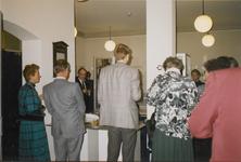 M 5443 In het Stadsarchief van Tiel wordt het 25-jarig jubileum van het Streekarchivariaat Tiel Buren Culemborg ...