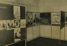 M 834 De expositie met de titel Levend Erfdeel wordt in de Oudheidkamer gehouden tot 2 februari 1964, gelegen aan de ...