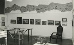 M 839 In de Oudheidkamer wordt een tentoonstelling gehouden over de Lingeloop