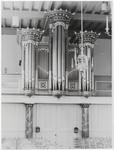 M 8558 Orgel in kerk te Ommeren