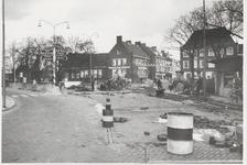 M 858 De restauratie van het Burgemeester Hasselmanplein ter bevordering van de verkeerssituatie