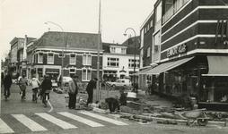 M 859 De reconstructie van de hoek Markt en de Voorstad