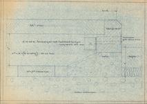 45 Plattegronden van de kerk en de detailtekeningen van een aan te leggen vloer, 1962