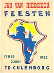 234 Culemborg Jan van Riebeeck Feesten 17 Mei - 2 Juni