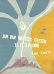 236 Jan van Riebeeck feesten te Culemborg 17 Mei -2 Juni 1952