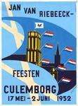 242 Jan van Riebeeck feesten te Culemborg 17 Mei -2 Juni 1952