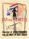 243 Jan van Riebeeck feesten te Culemborg 17 Mei -2 Juni 1952