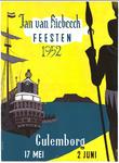 244 Jan van Riebeeck feesten te Culemborg 1952, 17 Mei -2 Juni
