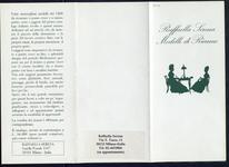 7944 Dit zijn drie folders met uitgaves en producten van Raffaella Serena