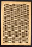 7487 Zeven hoesjes met daarin borduurkarton van verschillende groottes en gaatjes van verschillende groottes, [eind 19e eeuw]