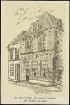 1 Jan van Riebeeckhuis Tekening