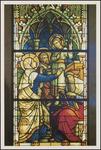 641 Kleur. Wedervinding van Jezus in de tempel