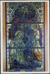 642 Kleur. Boodschap van de engel Gabriël aan Maria