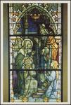 645 Opdracht van Maria in de tempel door Joachim en Anna