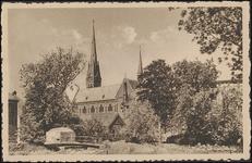 703 R.K. Kerk vanaf de Westersingel