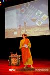 Presentatie van het boek 'Een Bataafse gemeenschap in de wereld van het Romeinse rijk' in de Agnietenhof in Tiel. Twee ...