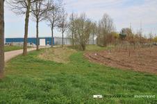 D 416 De Rijndijk bij Aalst. Foto gebruikt voor het lespakket Water/Land. Hierin wordt aandacht besteed aan de manier ...