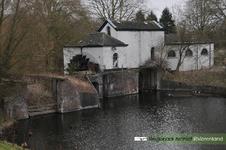 D 419 Het gemaal De Oude Horn bij Acquoy. Foto gebruikt voor het lespakket Water/Land. Hierin wordt aandacht besteed ...