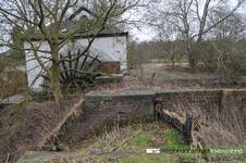D 420 Het gemaal De Oude Horn bij Acquoy. Foto gebruikt voor het lespakket Water/Land. Hierin wordt aandacht besteed ...