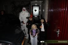 D 932 Halloween in de Händelstraat in Tiel
