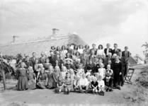 3-17004 50-jarig huwelijk familie van Helvoirt