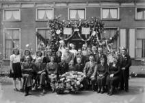 3-17006 50-jarig huwelijk familie van Helvoirt