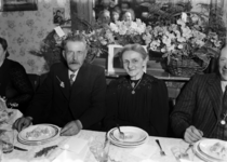 3-17007 50-jarig huwelijk familie van Helvoirt